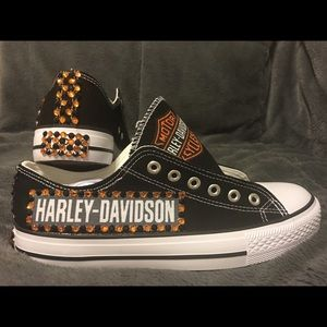 converse harley davidson
